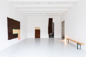 curated by Moritz Wesseler Galerie Karin Guenther Neue Kunst in Hamburg